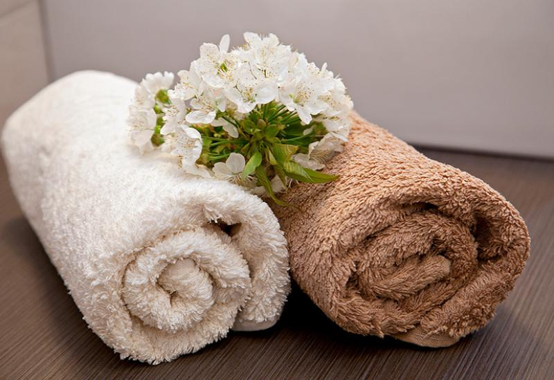 towels − apartment St. Peter